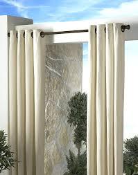 Rod Desyne Heavy Duty Center by Heavy Duty Curtain Rods Interior Design