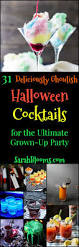 31 greatest spooky halloween cocktails for a killer grown up party