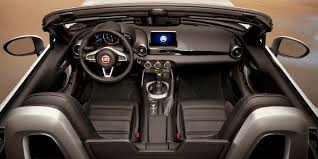 fiat spider white 2017 fiat 124 spider review