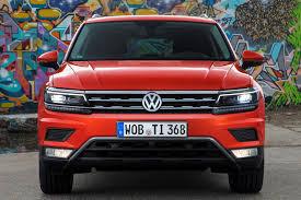 orange cars 2016 volkswagen tiguan estate review 2016 parkers