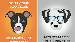 these u0027honest dog breed u0027 posters have hit the nail on the head