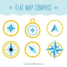 compass sketch vector free download