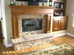 fake stone fireplace uk fresh cladding design popular decorations