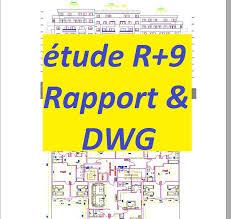 bureau d ude casablanca btp dimensionnement r 9 rapport de stage génie civil chez un bureau d