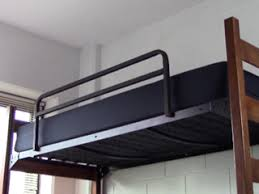 Bunk Bed Rail Guard Diy Bunk Bed Guard Rail Diydry Co