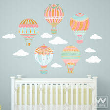 Wall Decor Stickers For Nursery Large Nursery Wall Decals Background Covering Item Wall Decals
