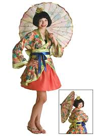 Jade Halloween Costume Tween Jade Kimono Costume