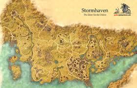 Stormhaven Ce Treasure Map Stormhaven