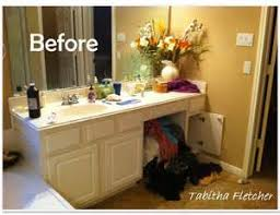 Bathroom Counter Storage Bathroom Small Bathroom Decorating Ideas With White Vanity And