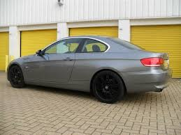used bmw 3 series uk used 2007 bmw 3 series coupe 325i se 2dr petrol for sale in