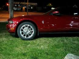2010 ford mustang pony package 2010 ford mustang v6 convertible pony package