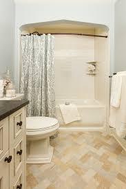 L Shape Curtain Rod L Shaped Shower Curtain Rod Bathroom Shabby Chic With Alcove