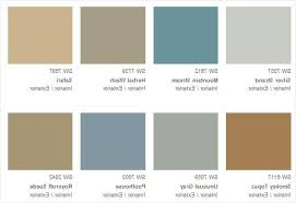 sherwin williams color chart for interior paint purchase