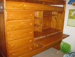 Bunk Bed With Desk And Trundle Cost To Ship Bunk Bed With Desk Drawers And Trundle Bed From