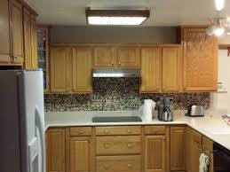 Fluorescent Light Fixtures For Kitchen by Kitchen Amusing Replace Fluorescent Light Fixture In Kitchen