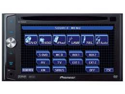 pioneer avh 4050dvd double din touch screen dvd player