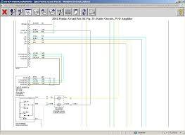 i need a car stereo wiring diagram for a 2002 pontiac gran prix