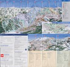 Squaw Trail Map Squaw Valley Skimap Org