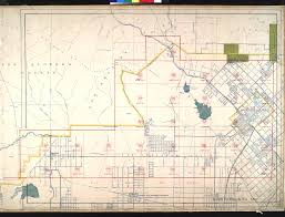 Los Angeles County Zoning Map by File Wpa Land Use Survey Map For The City Of Los Angeles Book 1