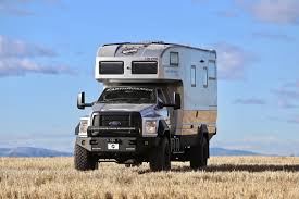 ford earthroamer earthroamer xv hd super camper can be yours for 1 5 million