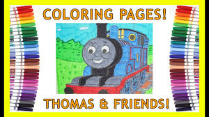 color in thomas the tank engine thomas and friends youtube