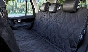 protection siege auto arriere couverture de protection banquette arrière groupon