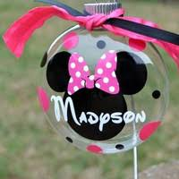 best minnie mouse ornament products on wanelo