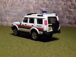 land rover matchbox matchbox best of british land rover discovery police car a