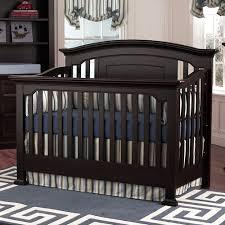 Espresso Baby Crib by Bedroom Baby Cache Montana Baby Cache Heritage Lifetime