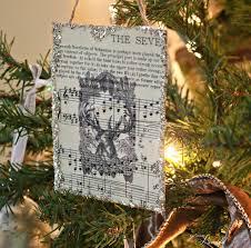 all things beautiful glass glitter diy sheet ornaments
