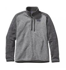 patagonia s better sweater patagonia better sweater 1 4 zip s aps