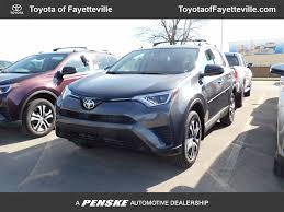 toyota awd 2018 new toyota rav4 le awd at toyota of fayetteville serving nwa