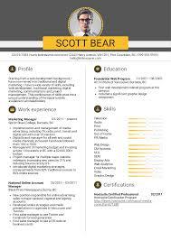 sample resume marketing executive marketing manager resume sample resume for study