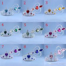 frozen headband online cheap in stock crown tiara headband set princess elsa