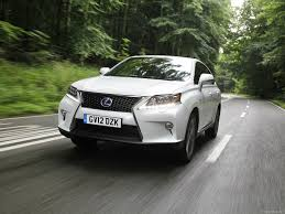 lexus hybrid sport car lexus rx 450h f sport 2013 pictures information u0026 specs
