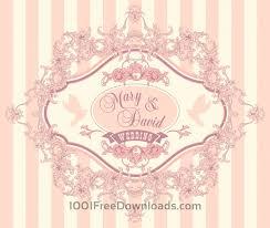 wedding invitations vector wedding invitations vector free yourweek 325681eca25e