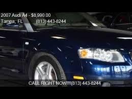 audi a4 for sale ta 2007 audi a4 2 0t 2dr convertible 2l i4 cvt for sale in ta
