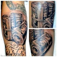 automotive tattoo sleeve 18 unique money tattoo design ideas and images