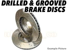 subaru libero for sale drilled u0026 grooved front brake discs for subaru libero bus 1 2 4wd