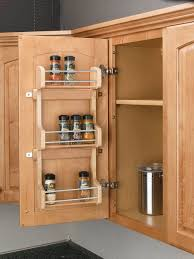 Pull Out Spice Rack Cabinet by Kitchen Kitchen Racks And Storage Rotating Spice Rack Inside