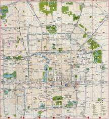 Beijing China Map by Beijing Map Detailed City And Metro Maps Of Beijing For Download