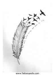 feather and quote 5