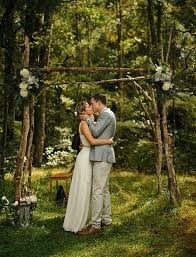 wedding arches nz of charming woodland wedding arches and altars 8