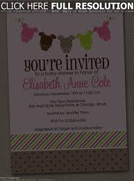 baby shower invite wording with baby name zone romande decoration