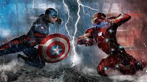 captain america iron man u0027s civil war teams revealed