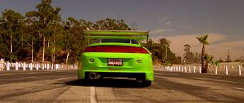 mitsubishi eclipse 1995 custom image mitsubishi eclipse gs rear view jpg the fast and the