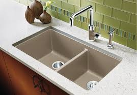 Blanco Silgranit Undermount Sink With Reveal - Blanco silgranit kitchen sink
