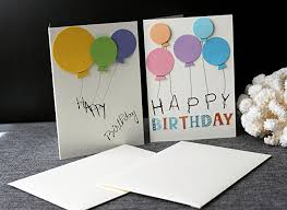 customized gift cards customized gift handmade happy birthday cards 2