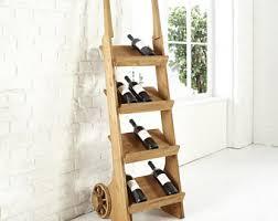 wooden wine bottle holder free shipping elephant standing wine