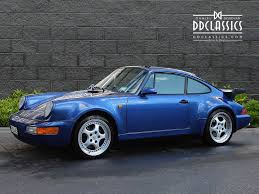 porsche 964 1992 porsche 964 911 turbo rhd for sale dutton garage
